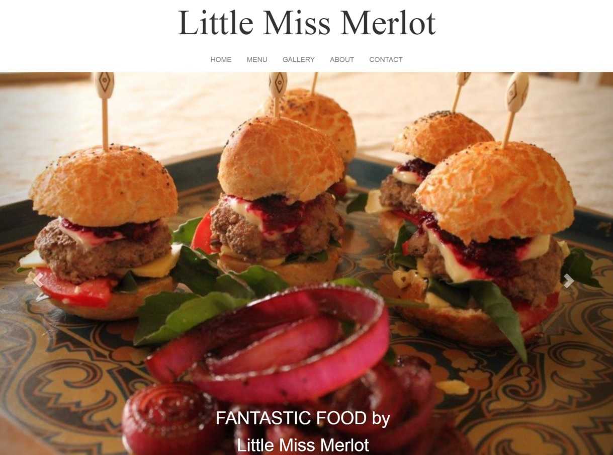Little Miss Merlot home page
